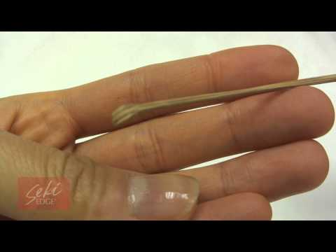 Ear wax removal at home! Get rid of ear wax buildup with this bamboo ear picker