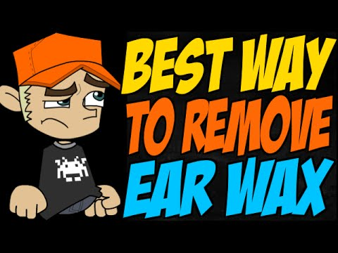 Best Way to Remove Ear Wax